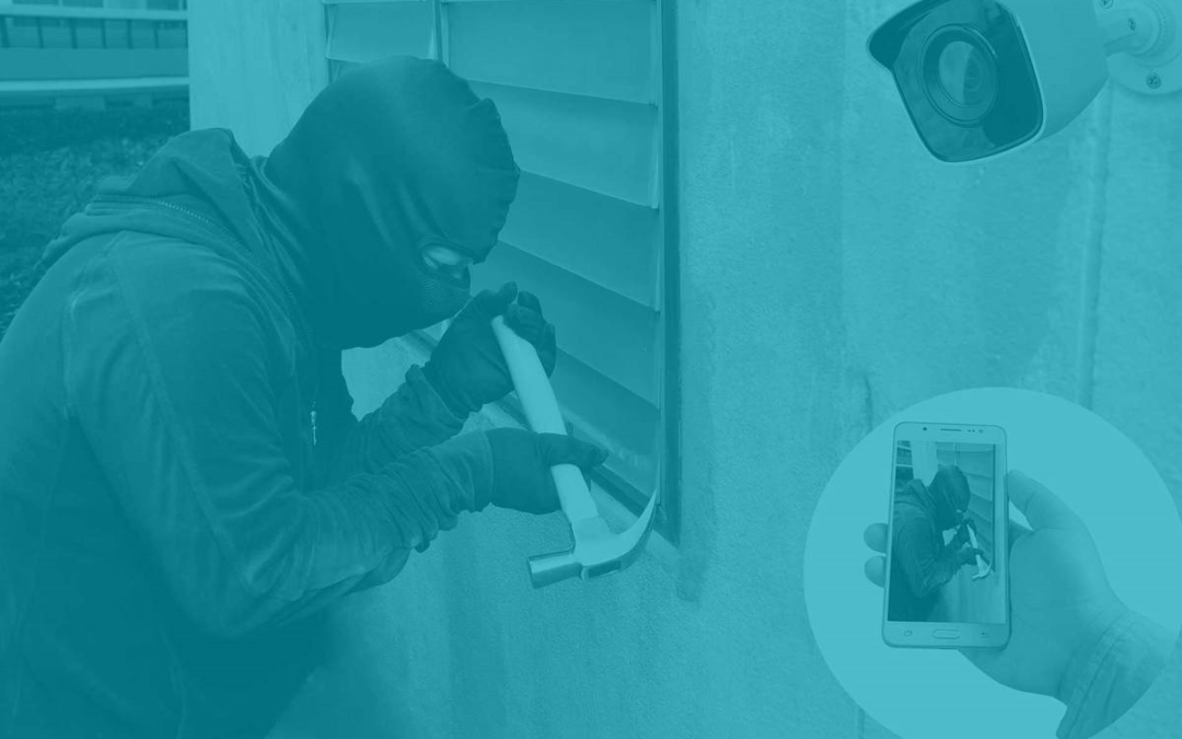 Cómo proteger tu nuevo hogar de los ladrones